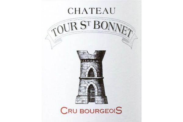CHÂTEAU TOUR ST. BONNET 2012