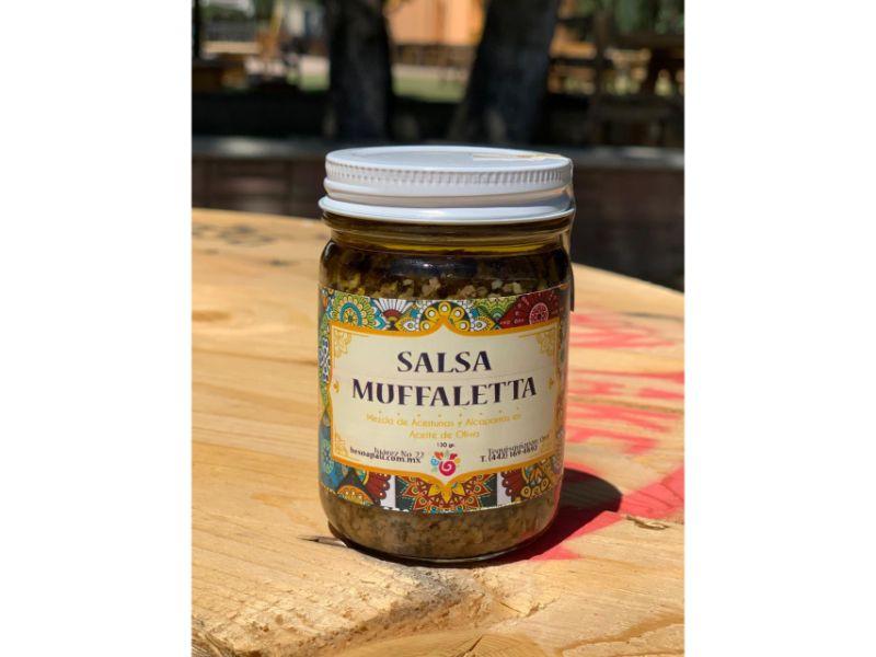SALSA MUFFALETTA
